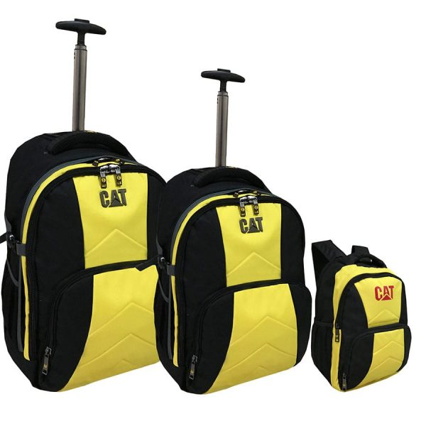 سری مسافرتی سه عددی کت مدل CAT160