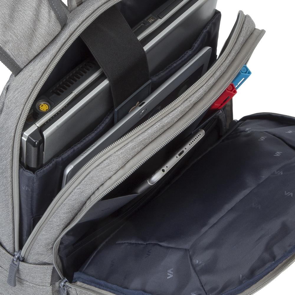 کوله پشتی لپ تاپ ریواکیس مدل 7760