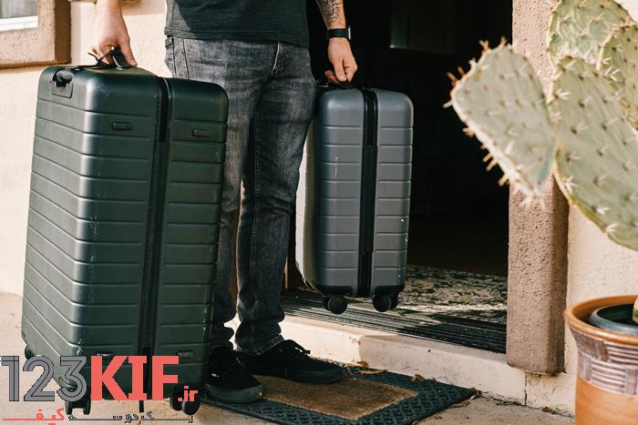 خریدن چمدان